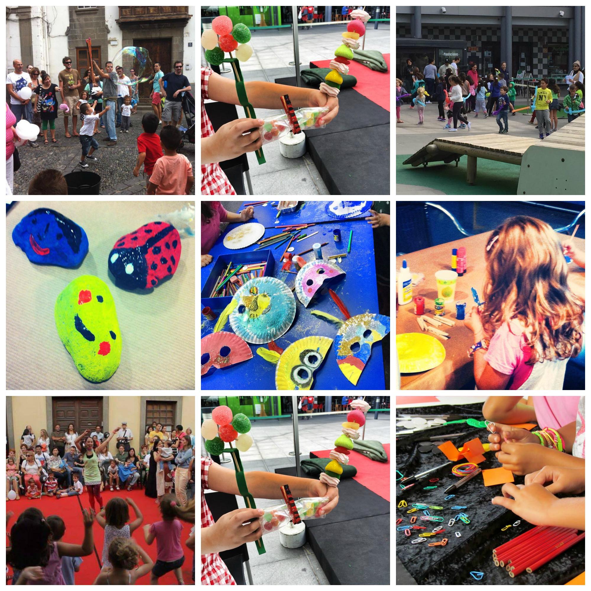 Talleres Infantiles y animaciones en Las Palmas