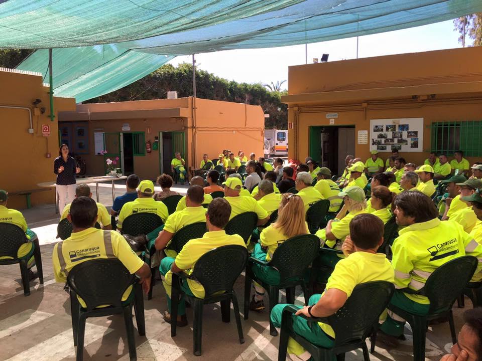 Cursos y formación a medida en Gran Canaria
