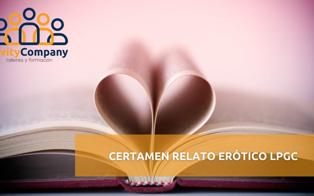 Certamen relato erótico