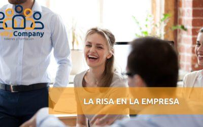 La risa en la empresa