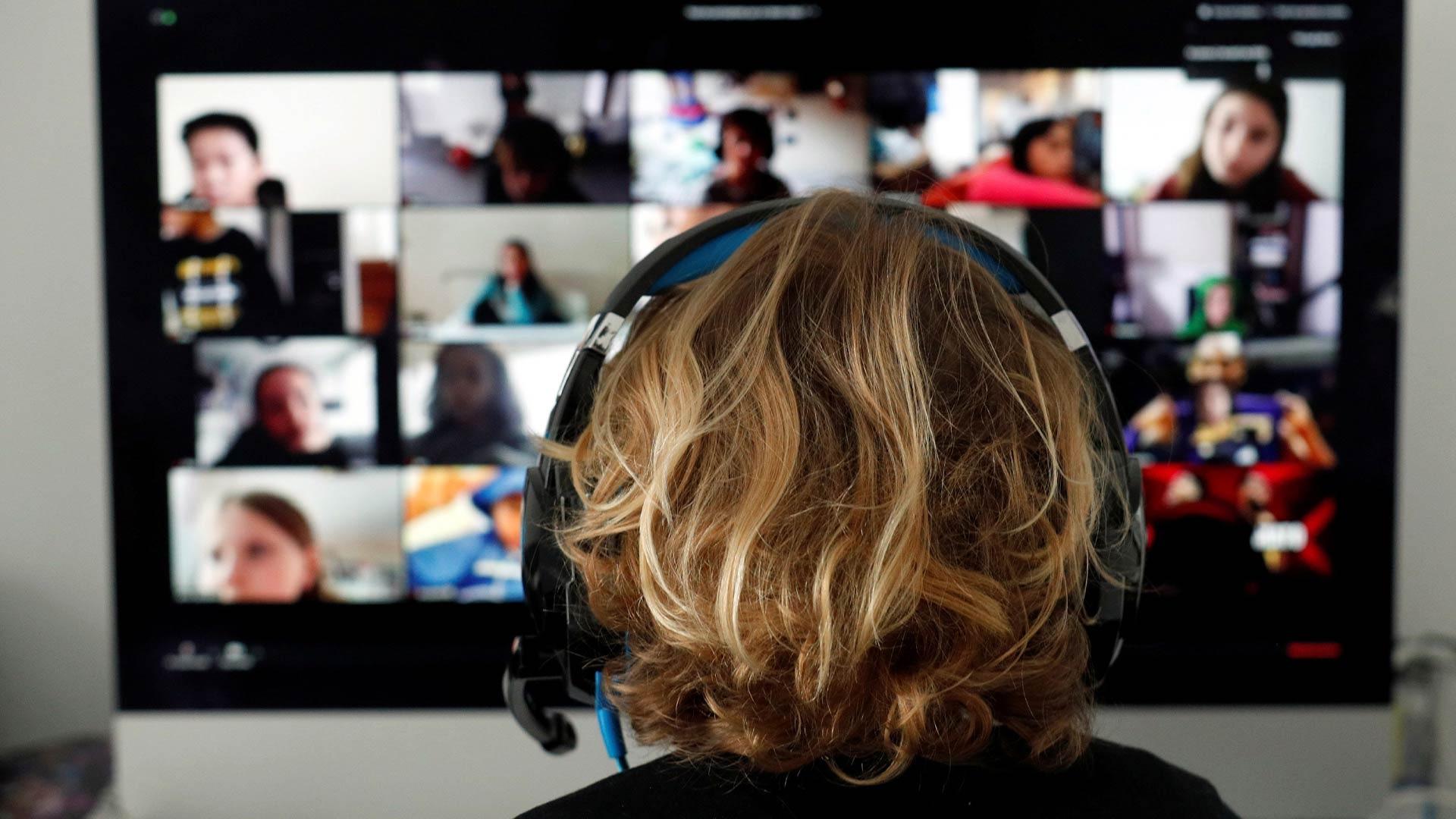 Actividades para niños y niñas online en España
