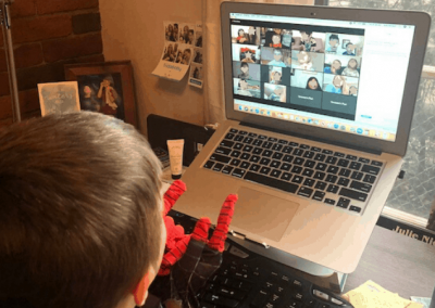 Talleres online para niños y niñas de toda España