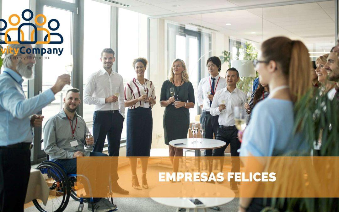 Empresas felices