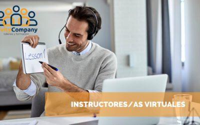 Talleres a online con un instructor virtual